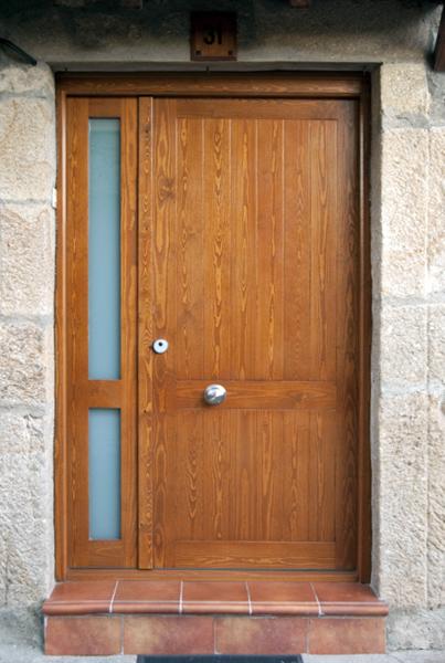Climatac productos cerramientos de exterior puertas - Puertas para cerramientos ...
